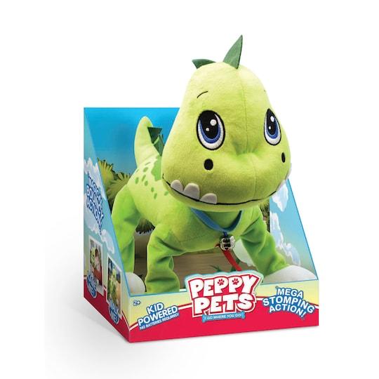 Peppy Pets™ Dinosaur Plush Toy | Michaels®