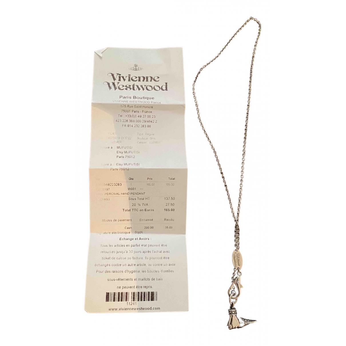 Vivienne Westwood \N Schmuckstuecke in  Silber Silber