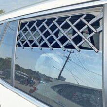 Car Window Dog Gate