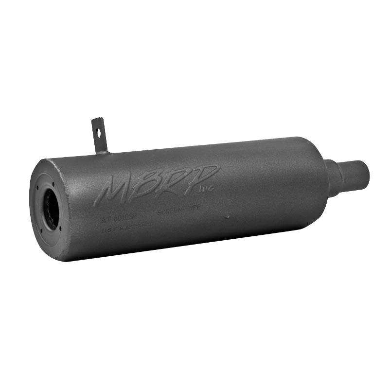 MBRP AT-6502SP Slip-On Combination W/Sport Muffler For 01-13 Polaris Sportsman