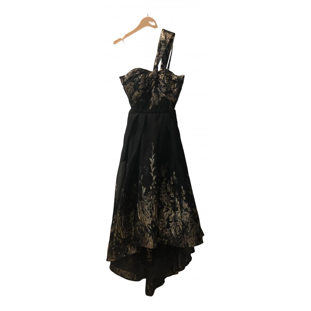 Maxi vestido Notte By Marchesa