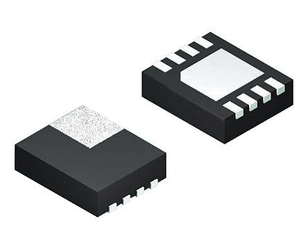 Texas Instruments LP2951CSD/NOPB, LDO Regulator, 100mA, 5 V 8-Pin, LLP (5)