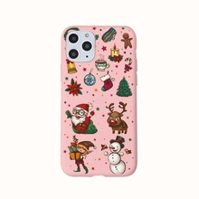 Christmas Print Phone Case