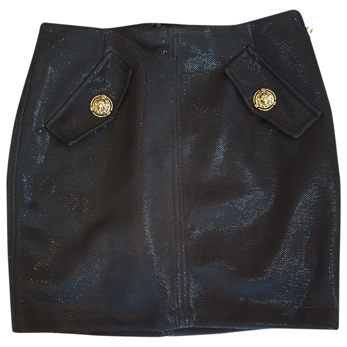 Elisabetta Franchi \N Black skirt for Women 38 FR
