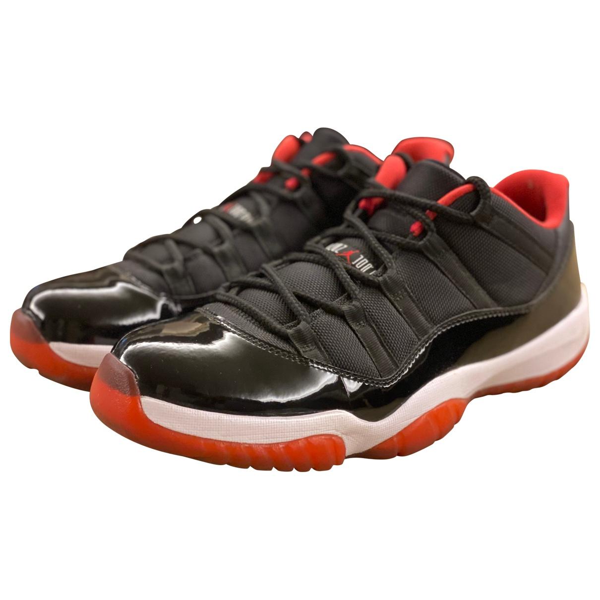 Jordan - Baskets Air Jordan 11 pour homme - noir