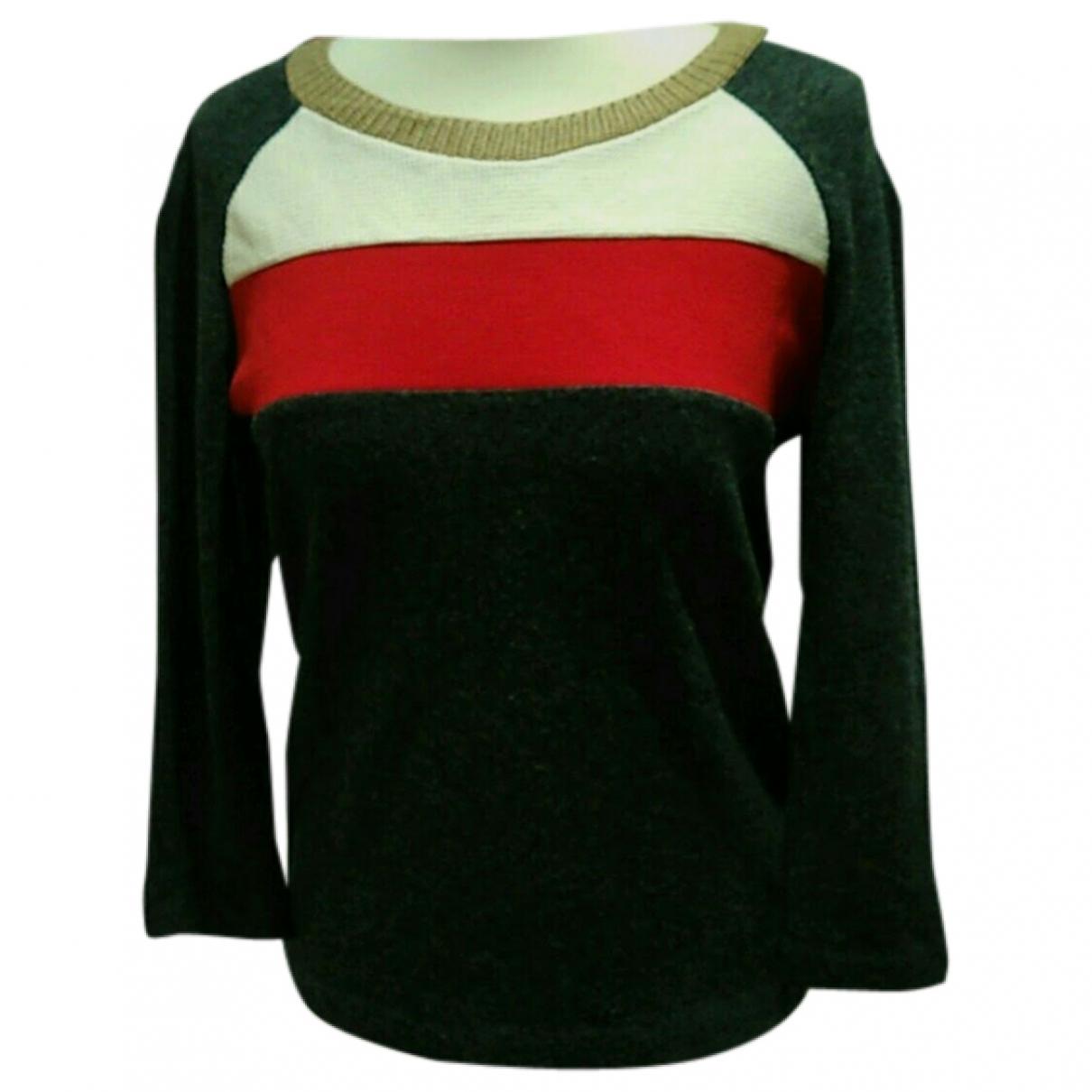 Sandro \N Multicolour Wool Knitwear for Women 1 0-5
