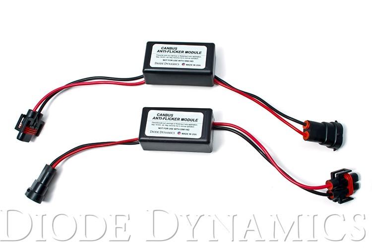 Diode Dynamics DD3023P 5202 Anti-Flicker Module Pair