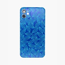 Leaf Pattern iPhone Case