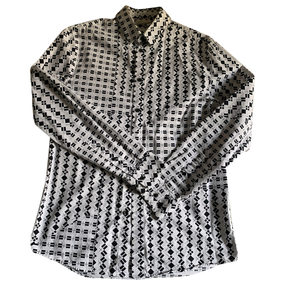 Marni For H&m \N White Cotton Shirts for Men S International