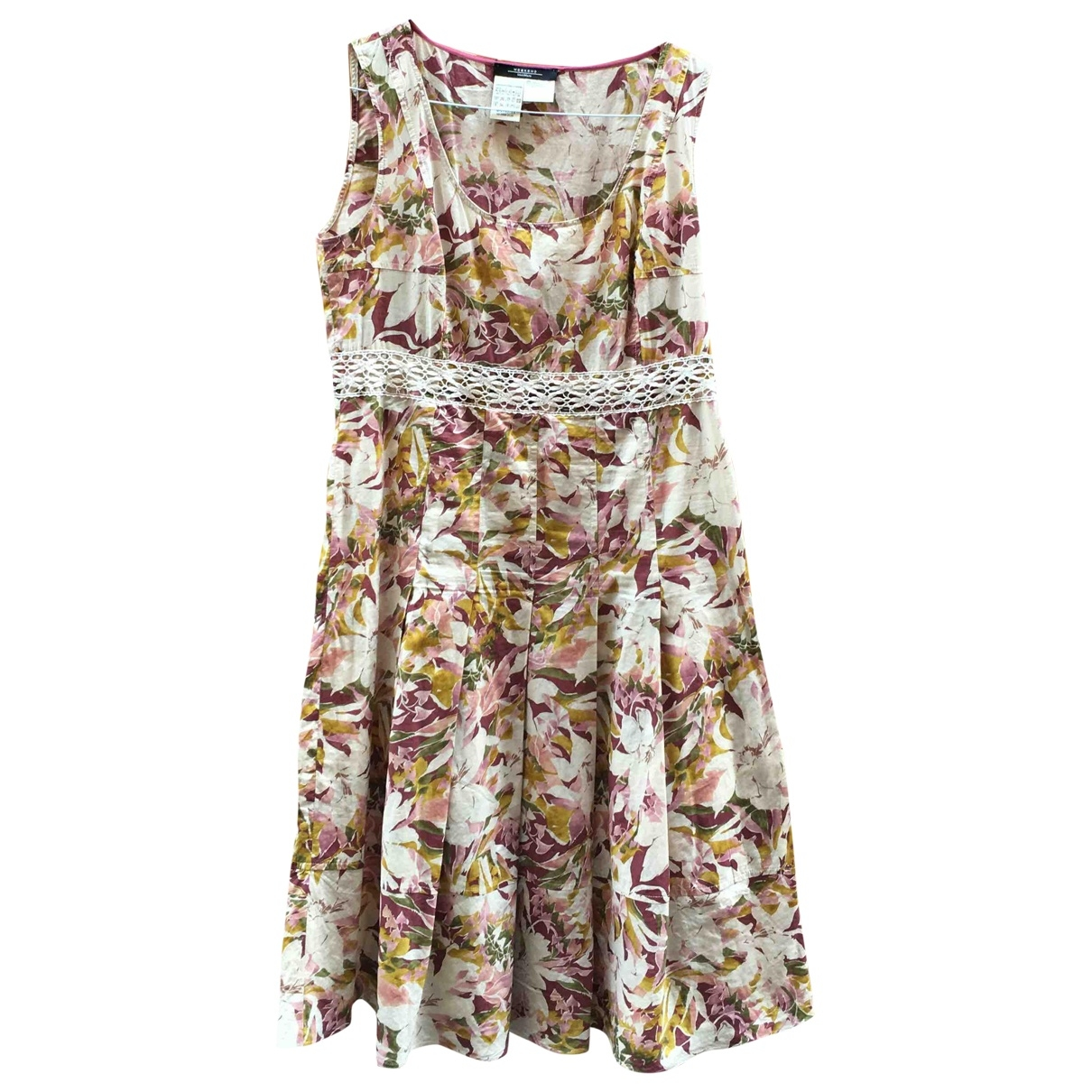 Max Mara Weekend \N Cotton dress for Women 46 IT