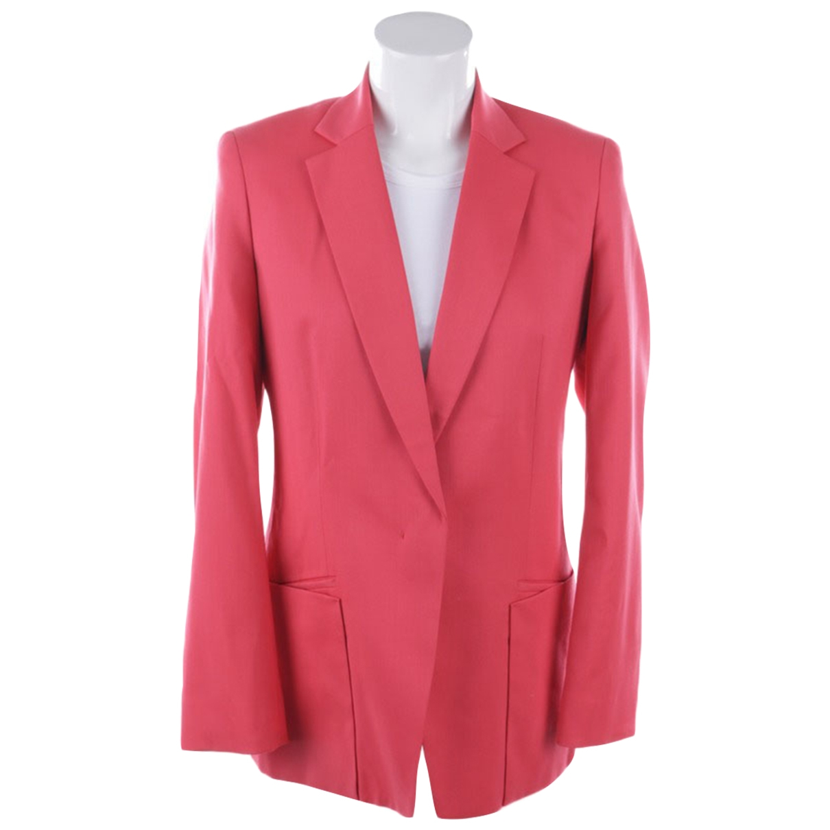 Dorothee Schumacher - Veste   pour femme en coton - rouge