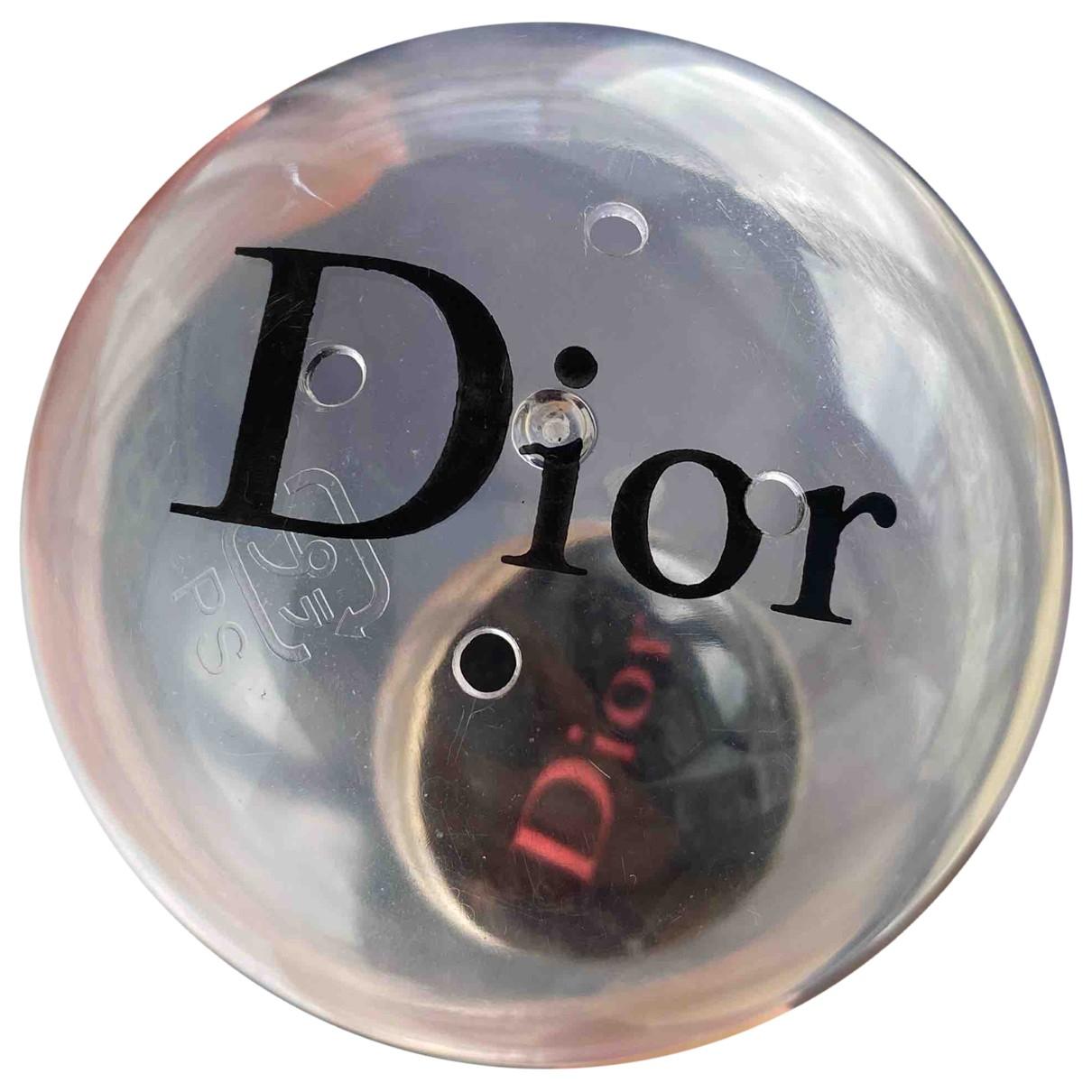 Dior - Objets & Deco   pour lifestyle en caoutchouc - noir