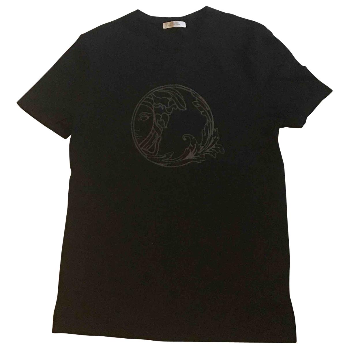 Versace \N T-Shirts in  Schwarz Baumwolle