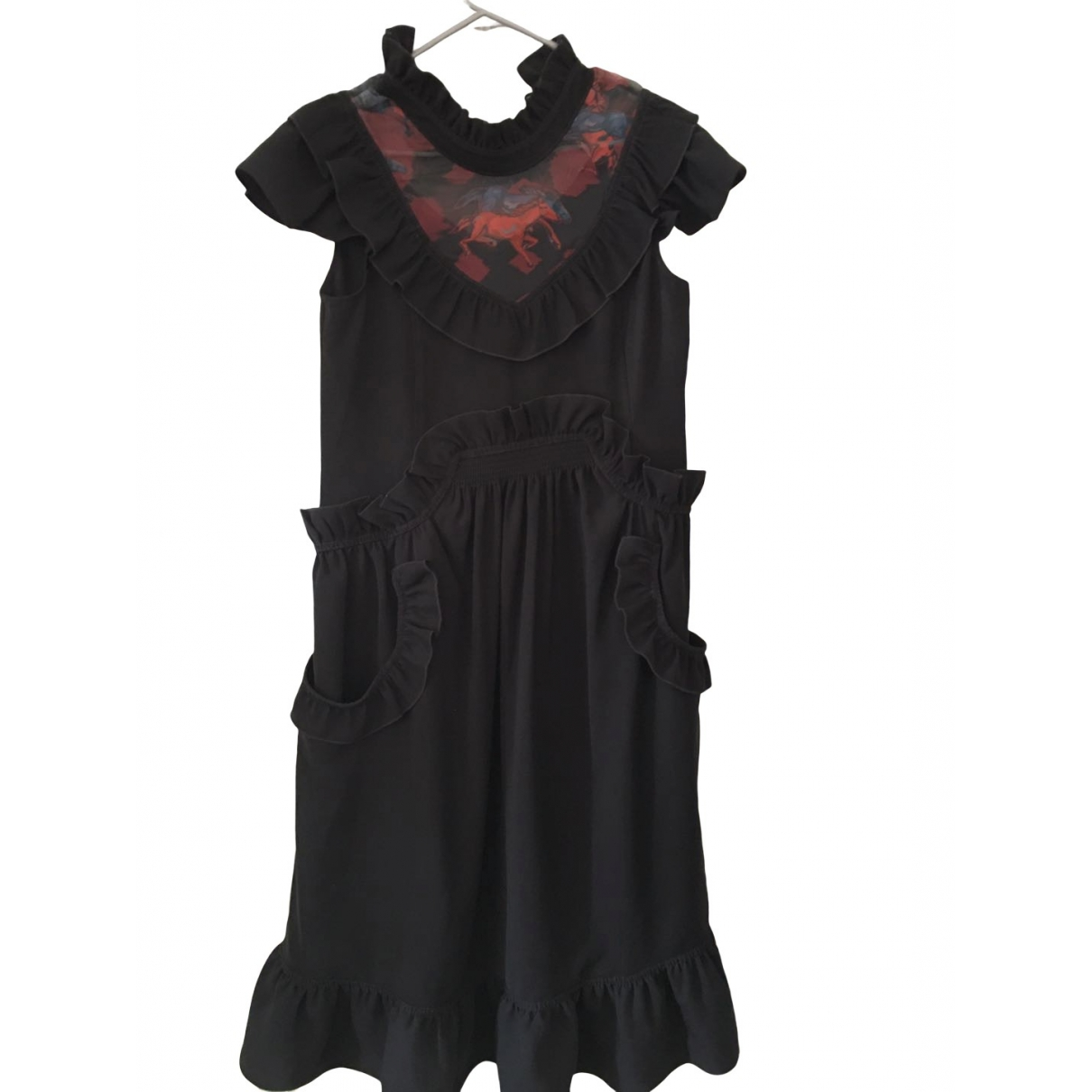 Coach \N Black dress for Women 4 UK