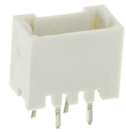 TE Connectivity , AMP Mini CT, 4 Way, 1 Row, Straight PCB Header (10)