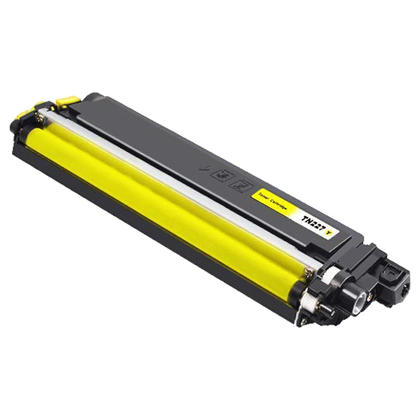 Compatible Brother MFC-L3710CW Yellow Toner Cartridge - With Chip