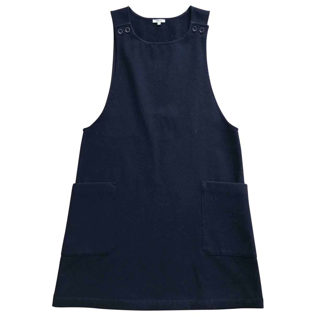 Bellerose - Robe   pour femme en laine - noir
