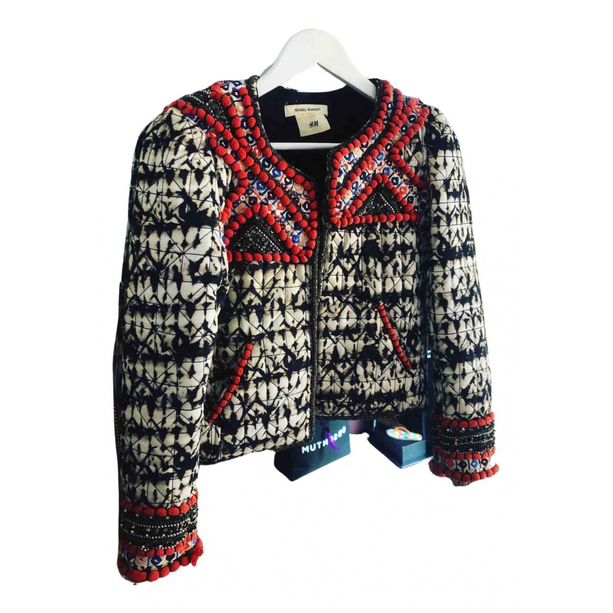 Isabel Marant Pour H&m \N Multicolour Cotton jacket for Women 36 FR