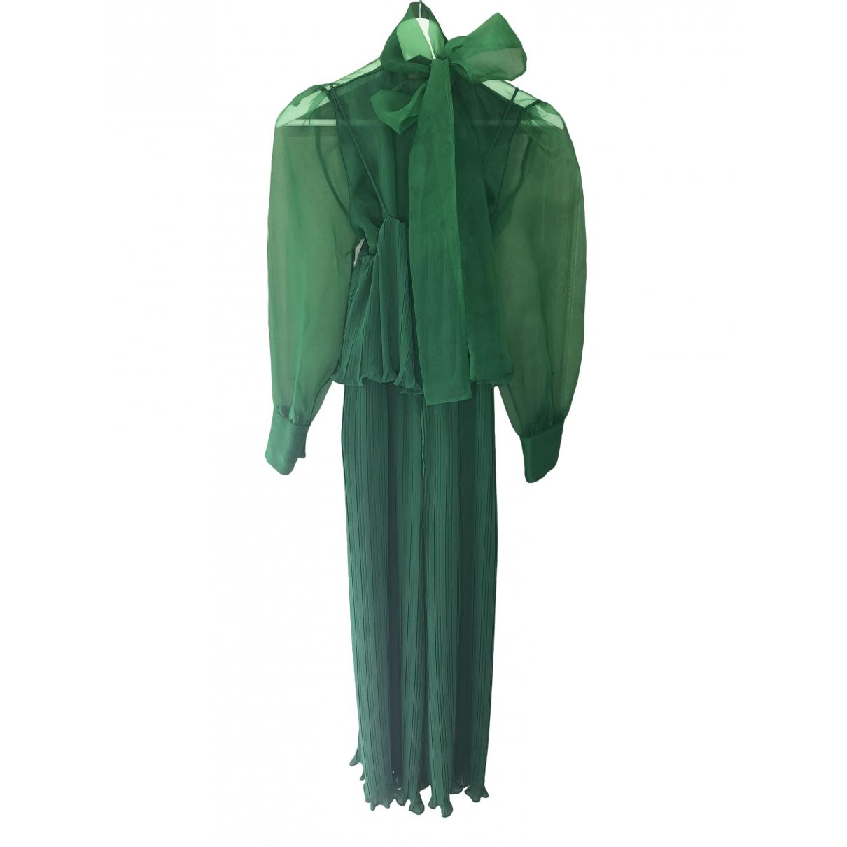 Zara - Combinaison   pour femme - vert