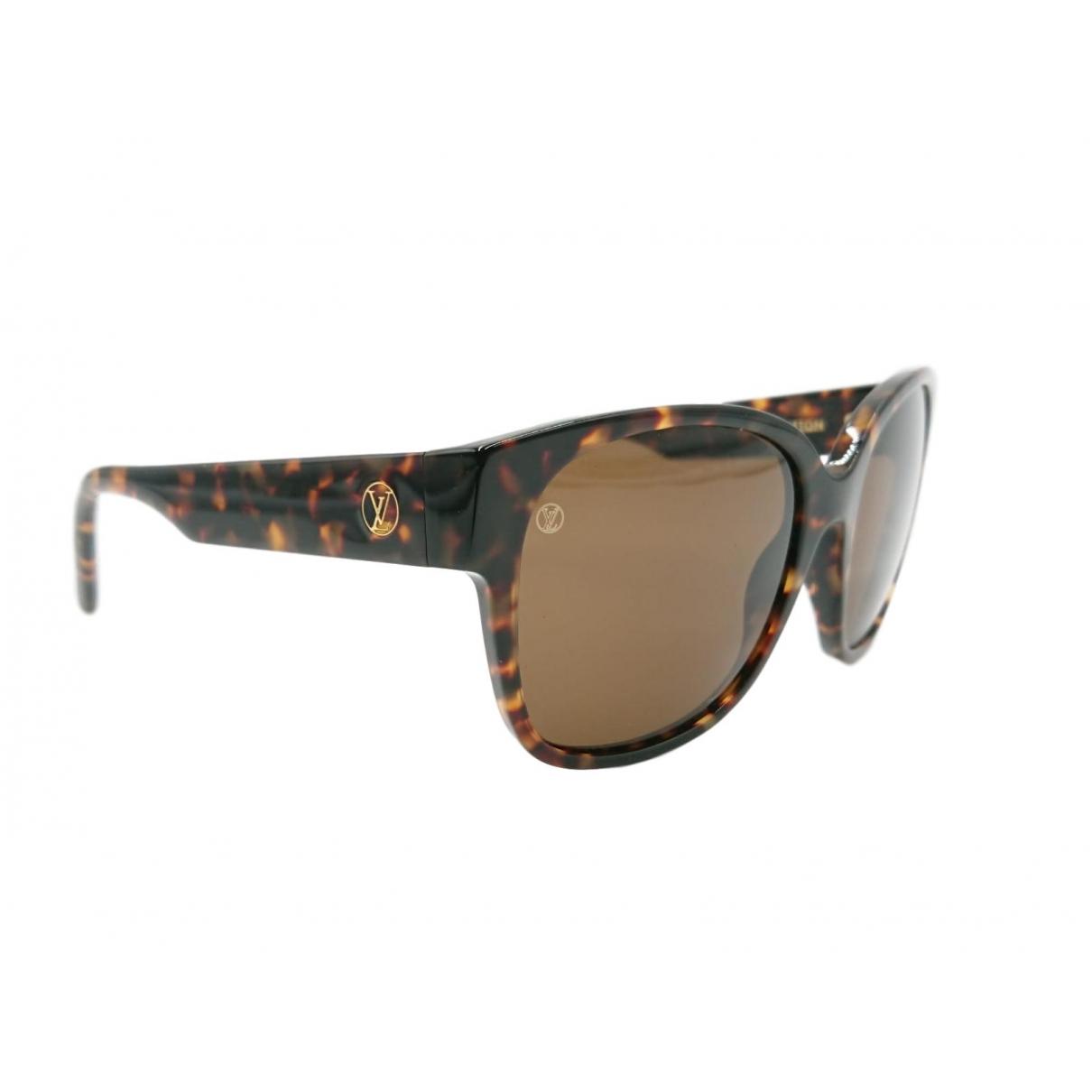 Louis Vuitton \N Brown Sunglasses for Women \N