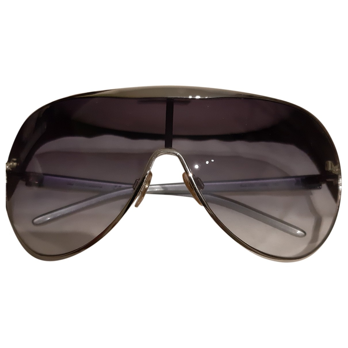 Dolce & Gabbana \N Grey Metal Sunglasses for Women \N