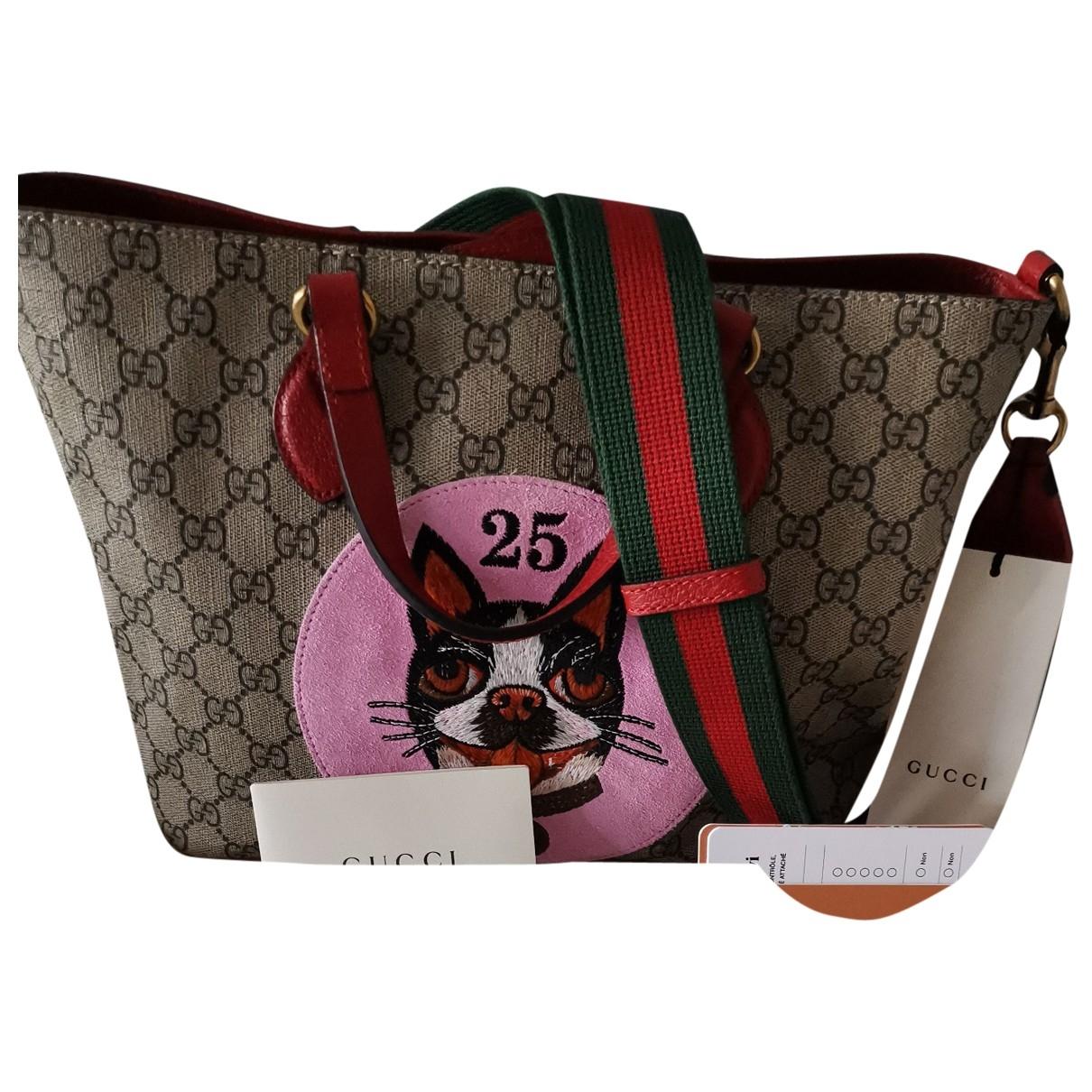 Gucci \N Multicolour Cloth handbag for Women \N