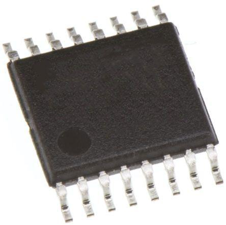 Maxim Integrated MAX3042BCUE+, Line Transceiver, RS-422, RS-485 1 (RS-485/RS-422)-TX, 5 V, 16-Pin TSSOP (96)