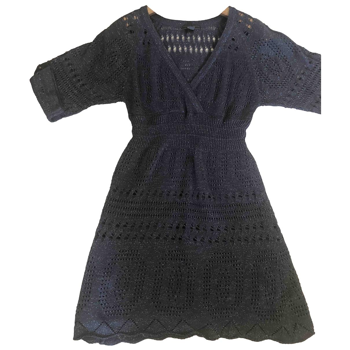 Mango \N Blue dress for Women M International