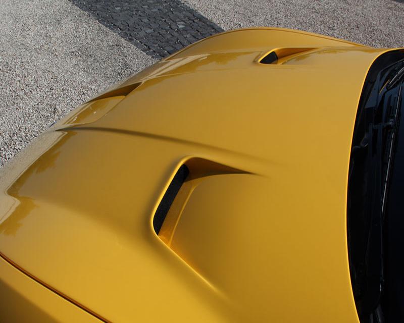 Novitec M6 002 08 FRP Engine Bonnet Maserati GranTurismo 08-17