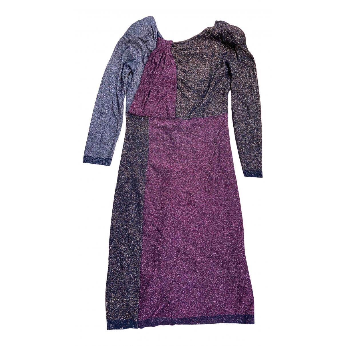 Sonia Rykiel \N Kleid in  Bunt Wolle