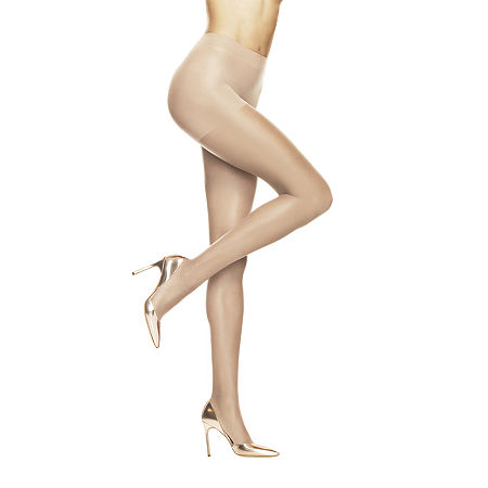 Hanes Absolutely Ultra-Sheer Control-Top Pantyhose, D , No Color Family