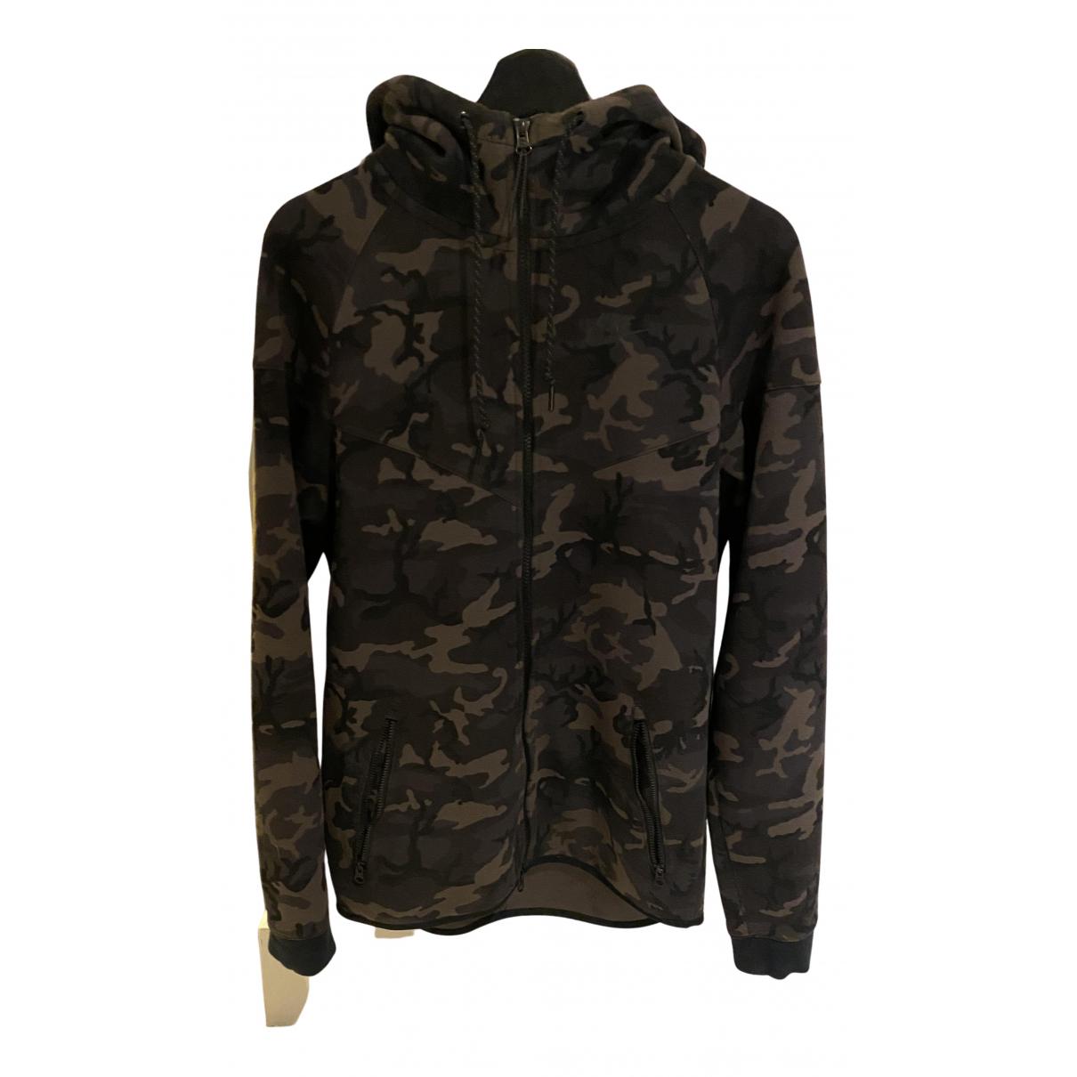Nike N Grey Cotton Knitwear & Sweatshirts for Men S International