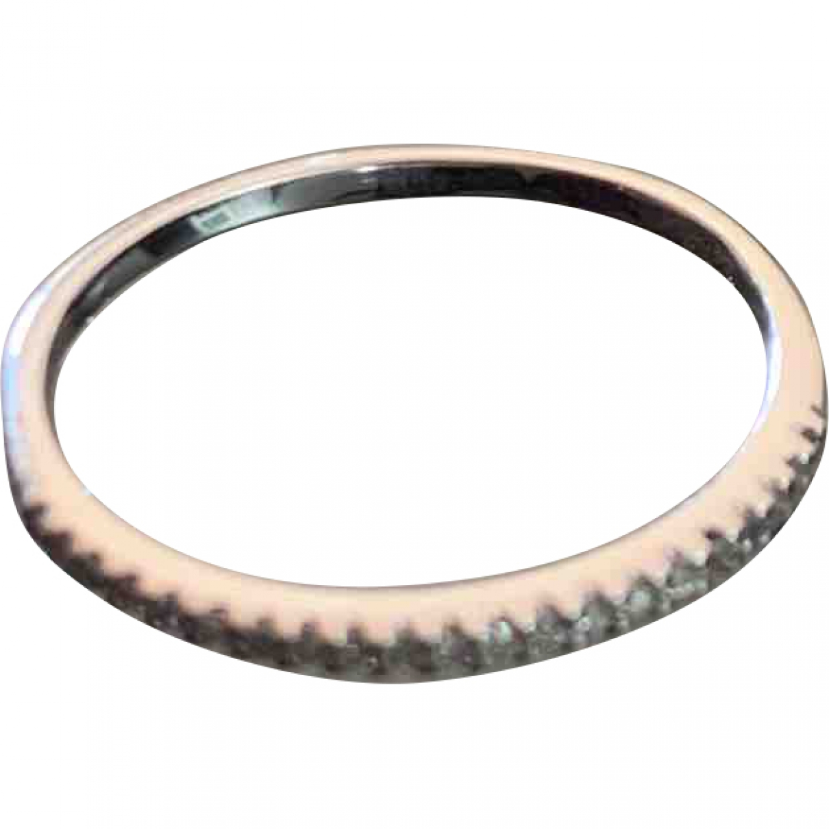 Le Diamantaire \N Silver White gold ring for Women \N