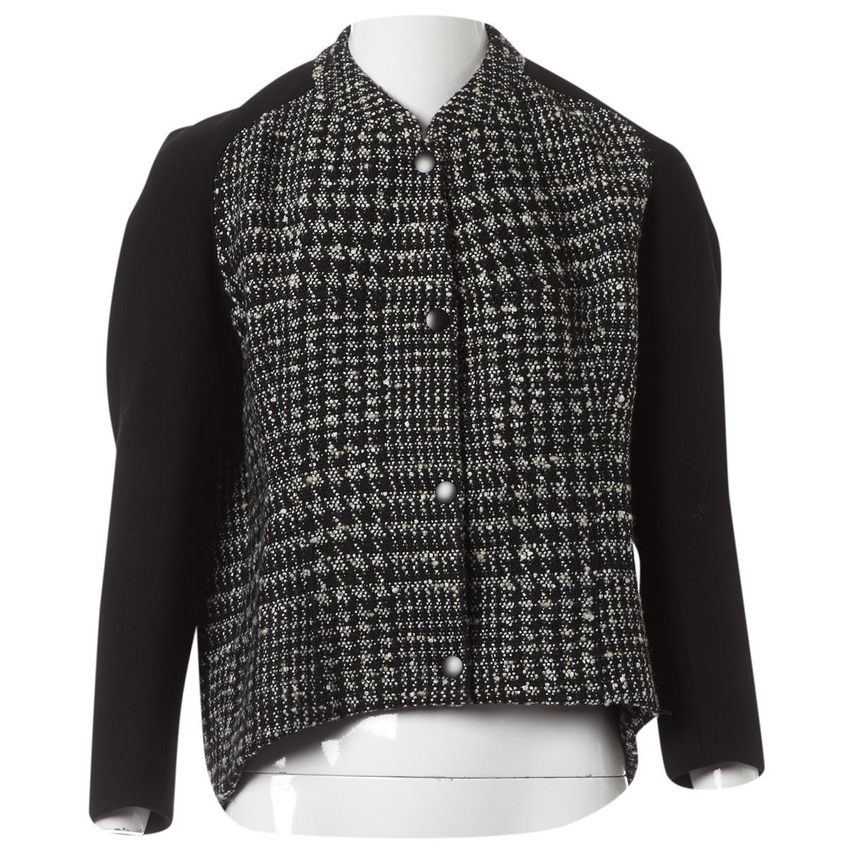 Cazadora Tweed Balenciaga