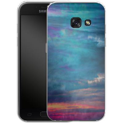 Samsung Galaxy A3 (2017) Silikon Handyhuelle - Ocean Sky von Amy Sia