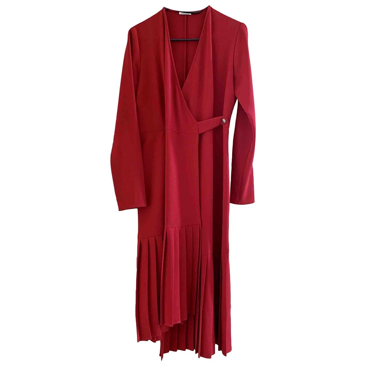 Parosh - Robe   pour femme - rouge