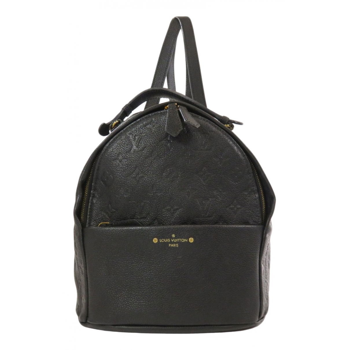 Louis Vuitton Sorbonne Backpack Rucksaecke in  Schwarz Leder