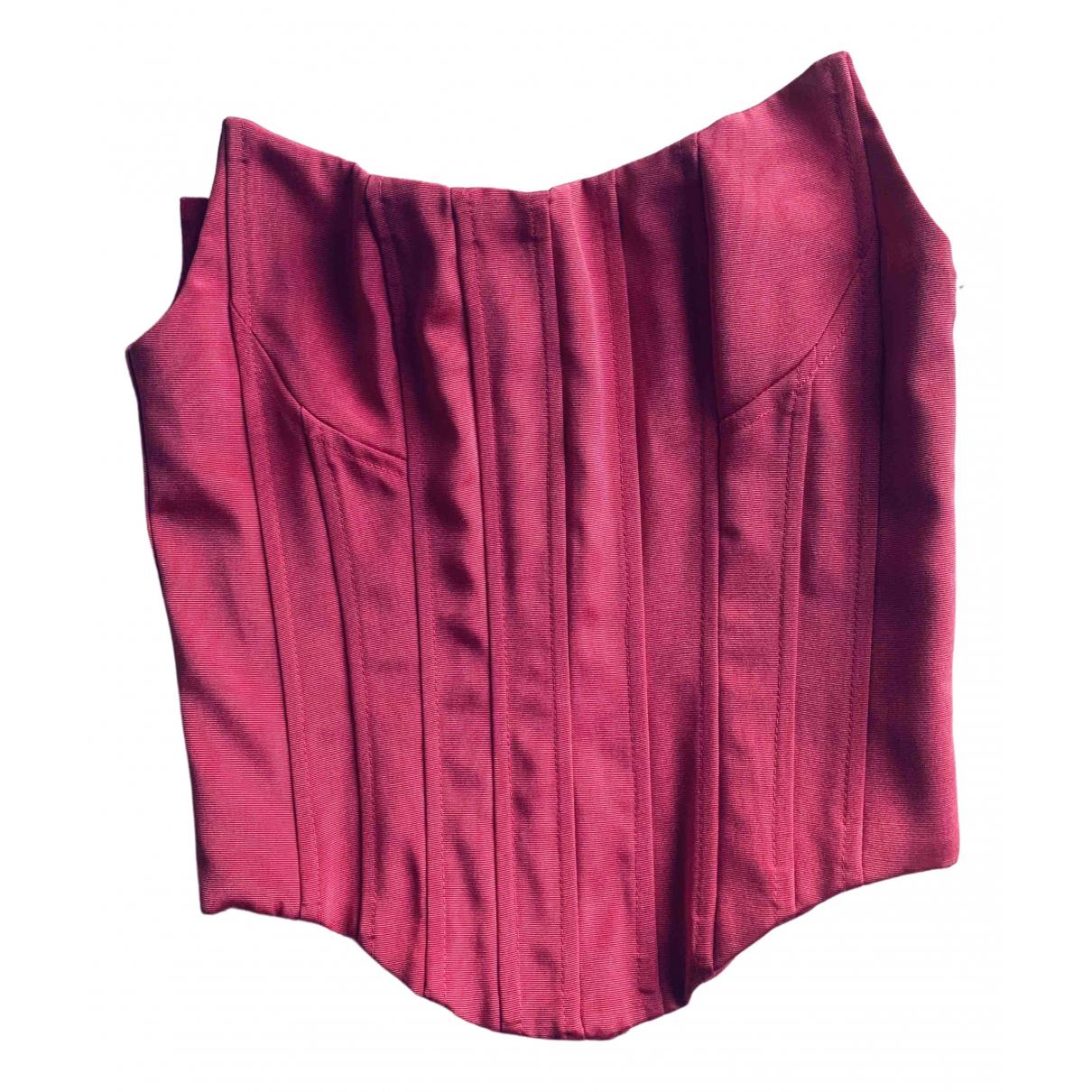 Lpa - Top   pour femme - rose