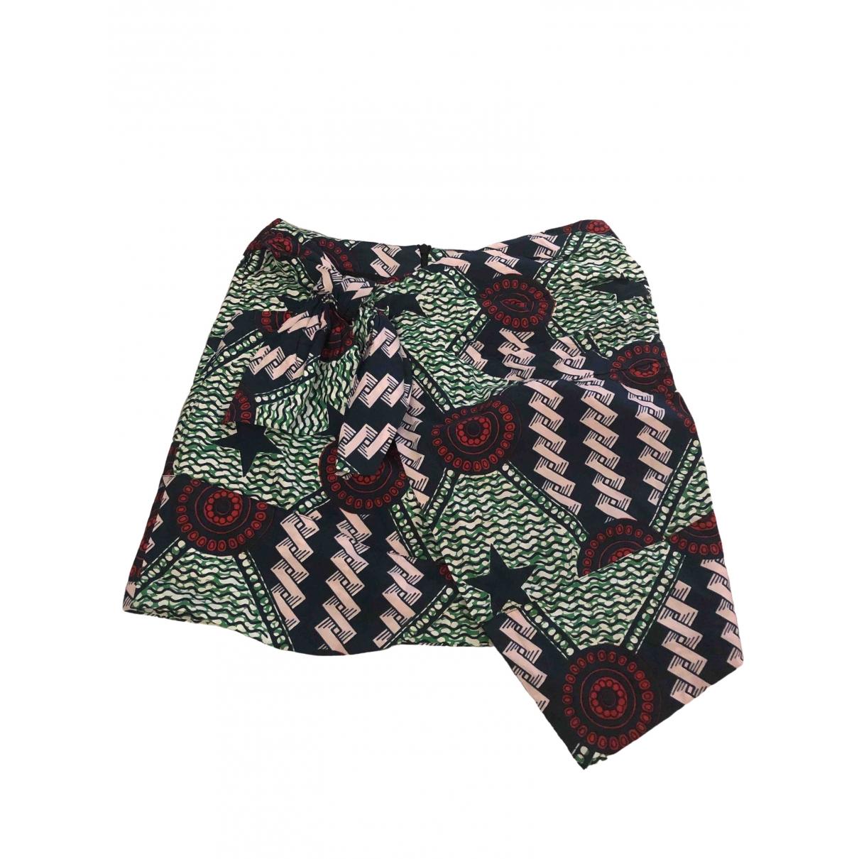 Bimba Y Lola - Jupe   pour femme en coton - multicolore