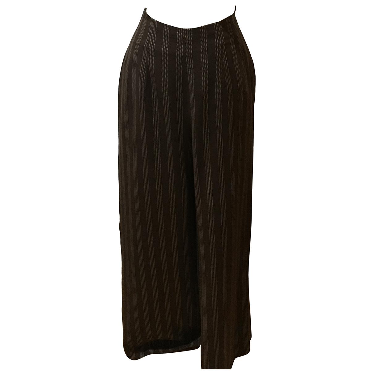 Pantalon largo de Lana Loewe