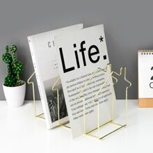 1pc House Design Random Bookend