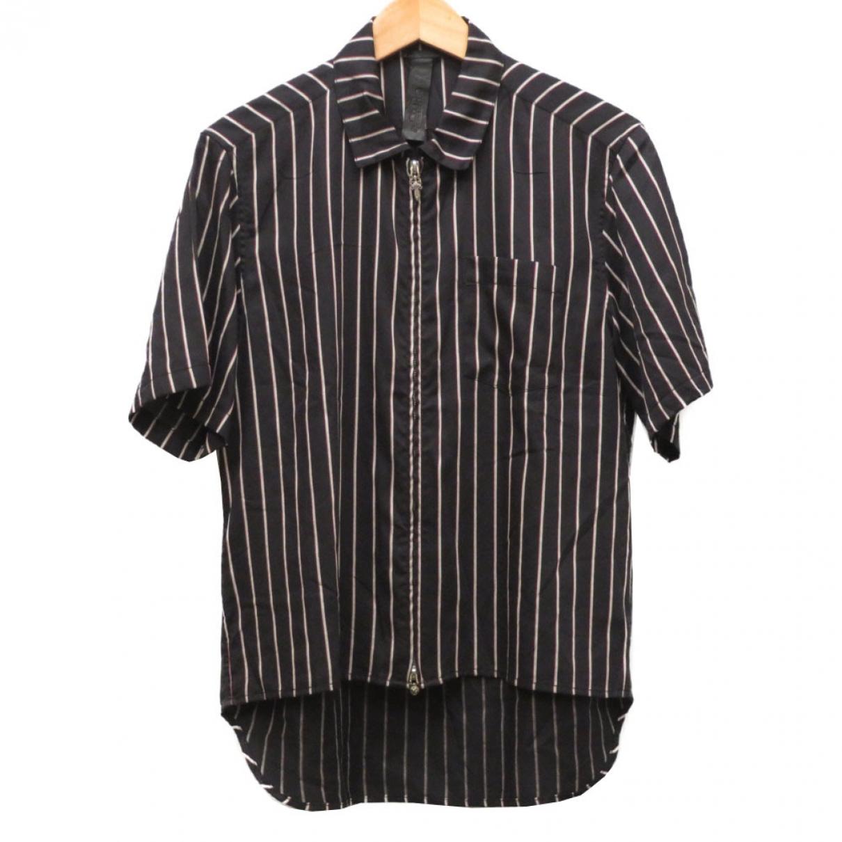 Chrome Hearts - Chemises   pour homme en coton - marine