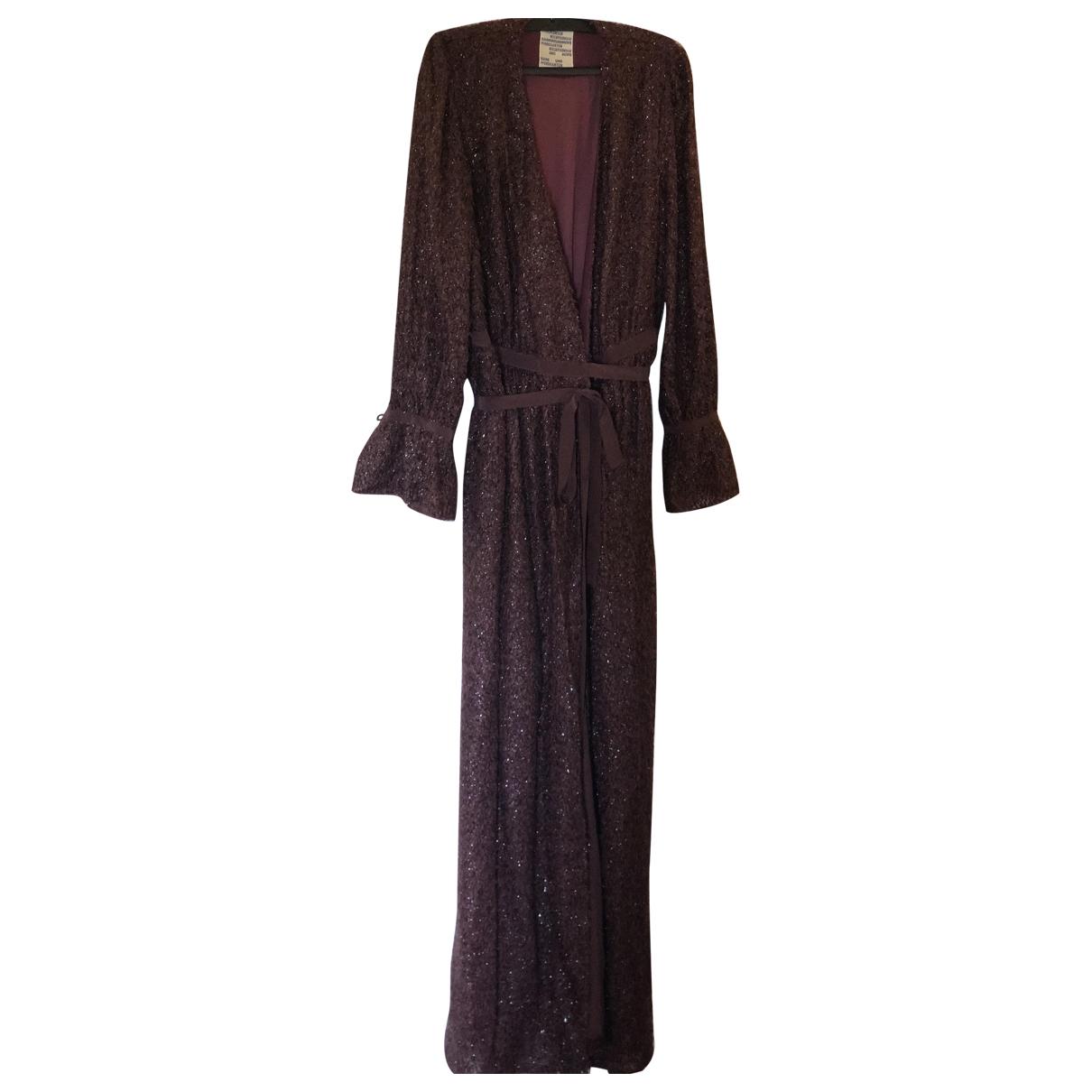 Baum Und Pferdgarten \N Burgundy dress for Women 36 FR