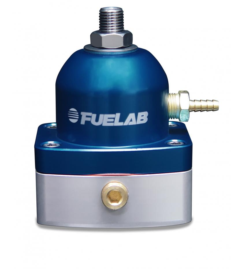 Fuelab 52503-3-L-E Fuel Pressure Regulator