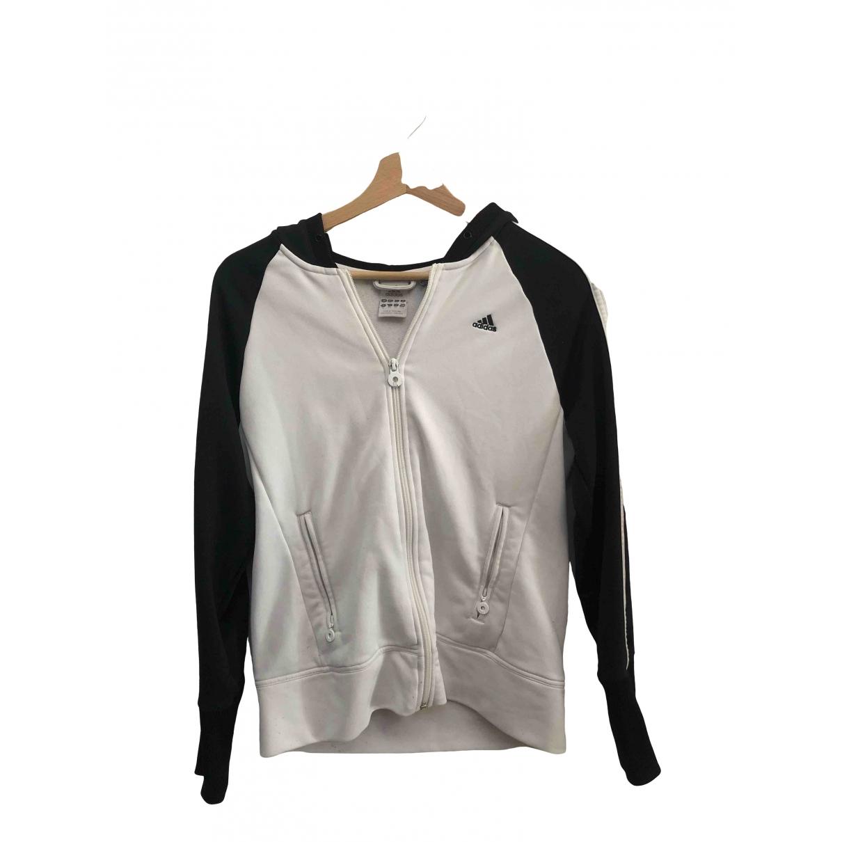 Adidas \N White Knitwear for Kids 14 years - S UK