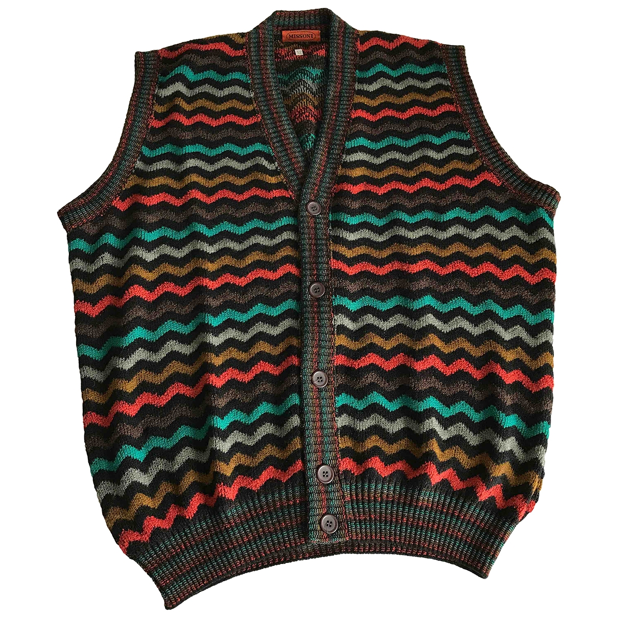 Missoni \N Pullover.Westen.Sweatshirts  in Wolle