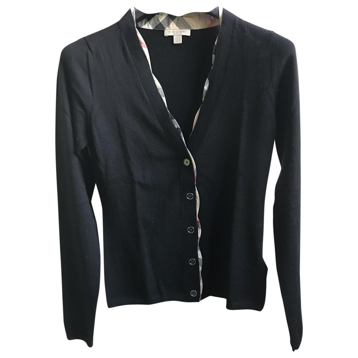 Burberry \N Black Wool Knitwear for Women S International