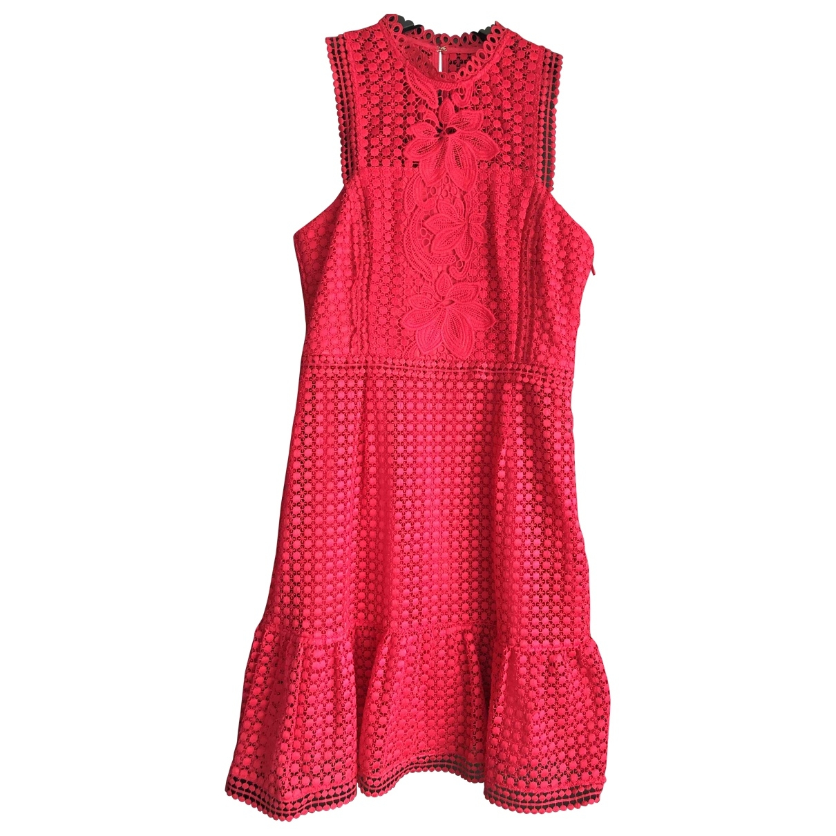 Whistles - Robe   pour femme - rouge
