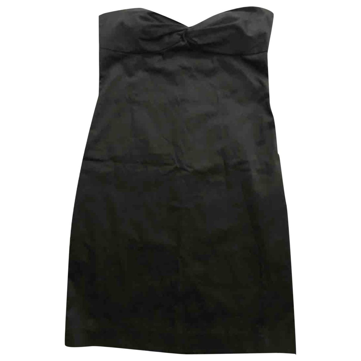 Moschino Love - Robe   pour femme en coton - noir
