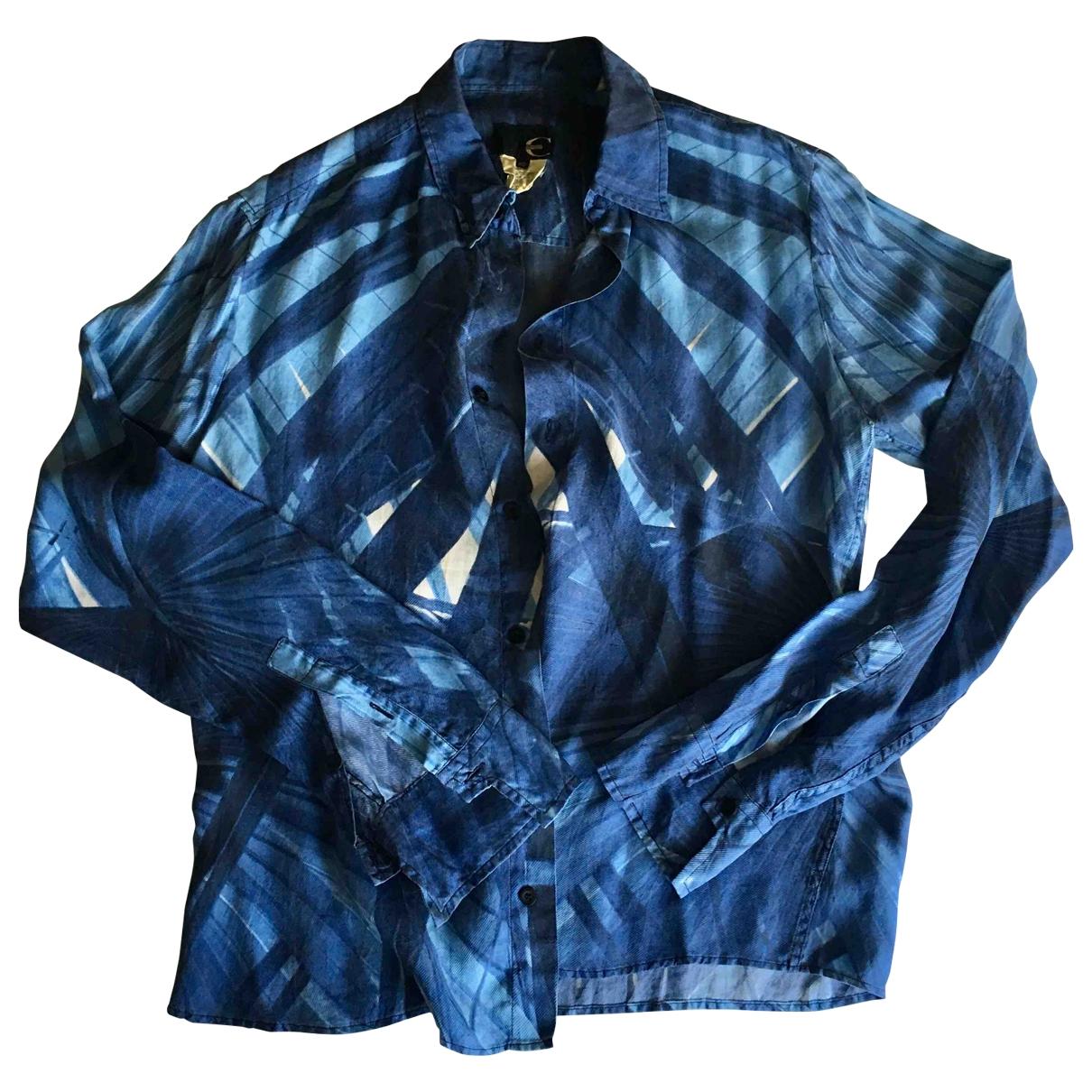 Camisas de Seda Just Cavalli